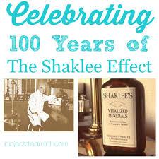 shaklee-100-years