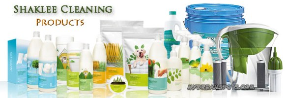 shaklee-cleaning-products-all