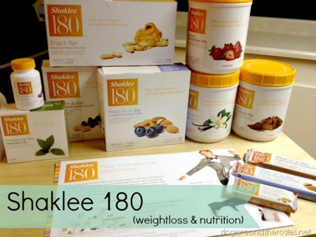 shaklee180-products