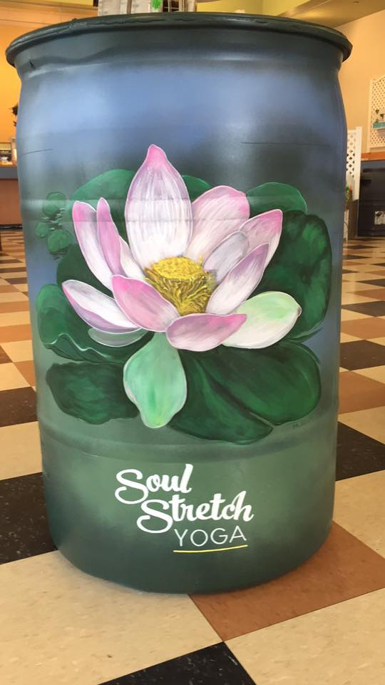 SOUL STRETCH YOGA BARREL