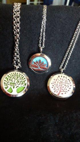 Diffuser necklaces -3