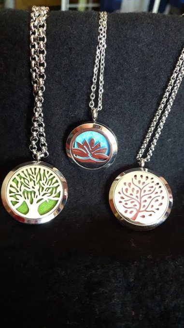 Diffuser necklaces -3