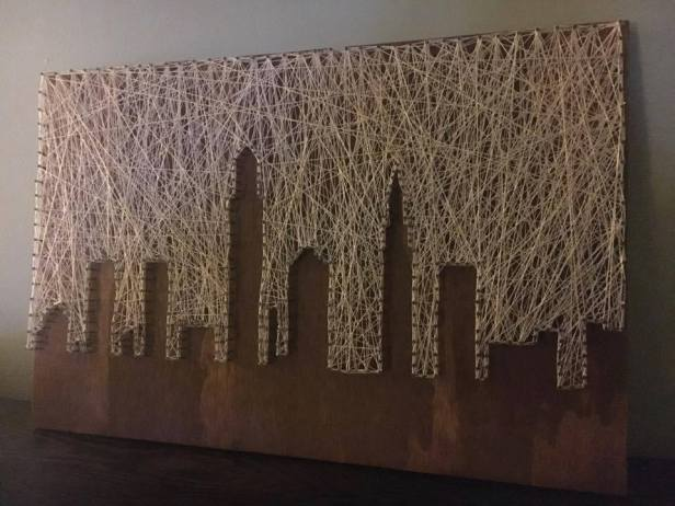 STRING ONLY CLEVELAND TOP STRING ART