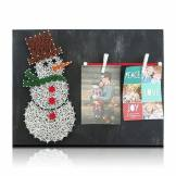 snowman - $45 12x16