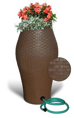 60 gallon basketweave URN