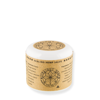 STRAIGHT HEMP HEALING SALVE