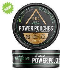 Power Pouches MINT CBD